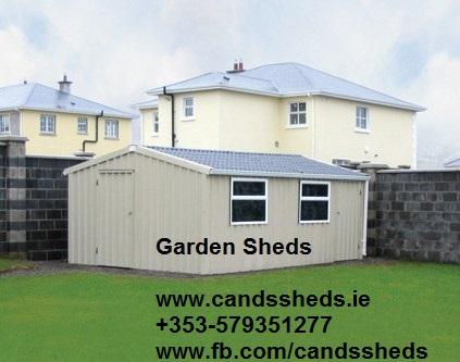 Cands Sheds Garden Sheds Ireland Garden Sheds Ireland Maker In